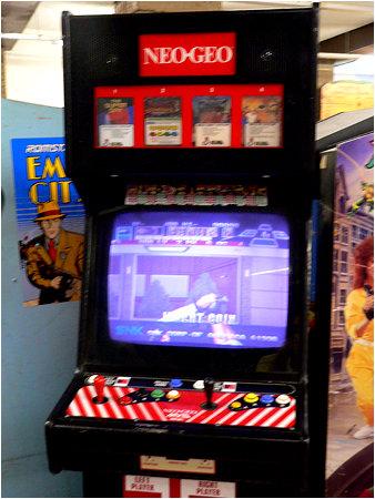 I-Mockery.com | A Visit To Super Bear Arcade At Big Bear Lake