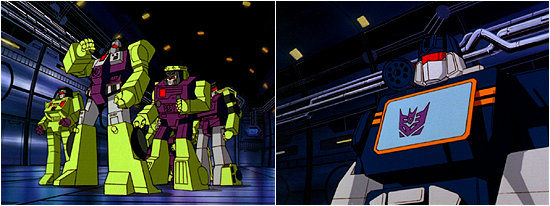 I mockery the ten best things about transformers the movie the constructicons immediately protest this idea because they claim devastator is the most powerful robot and therefore they should rule the decepticons m4hsunfo