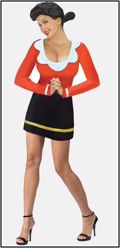 I mockery the worst sexy halloween costumes sexy olive oyl solutioingenieria Image collections